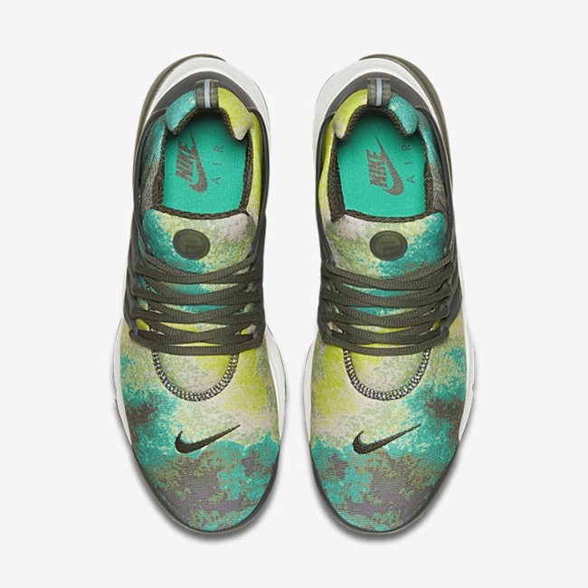 wholesale dealer 6656a 77946 Nike Air Presto GPX Rainforest Clear Jade