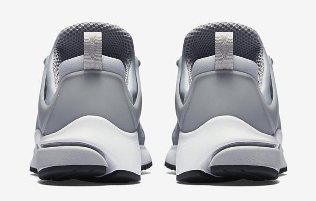 Nike Air Presto SE Woven Wolf Grey