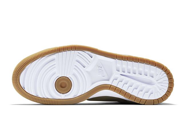 Nike Dunk High CRFT Khaki