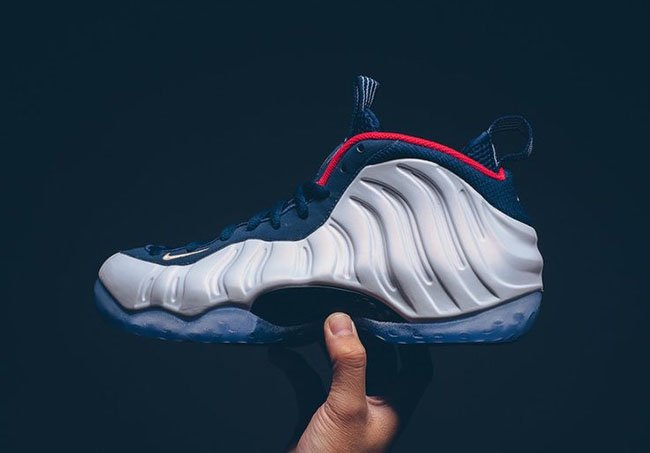 Nike Foamposite One Olympic USA Release