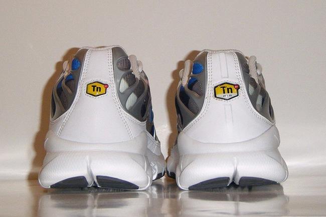 Nike Free Plus Tuned 1 Camo Sample