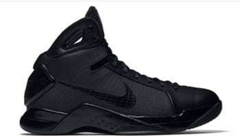 Nike Hyperdunk 08 Retro Triple Black