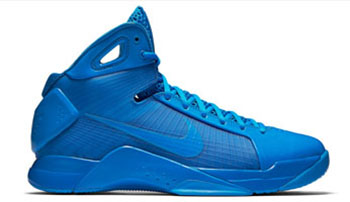 Nike Hyperdunk 08 Retro Triple Blue