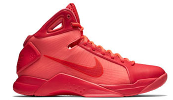 Nike Hyperdunk 08 Retro Triple Red