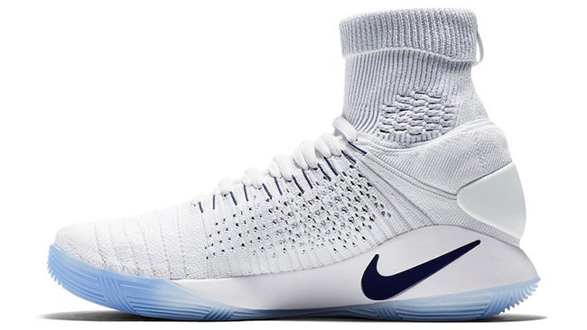buy online 7e0d0 68cd8 Nike Hyperdunk 2016 Flyknit USA Home