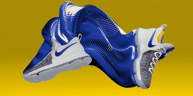 Nikeid Kd 9 Golden State Warriors Sneakerfiles