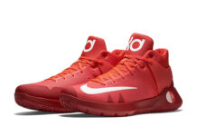 Nike KD Trey 5 IV Red White
