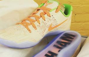 Nike Kobe 11 Peach Jam