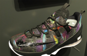 Nike LeBron 13 Low Floral Parade Unlimited