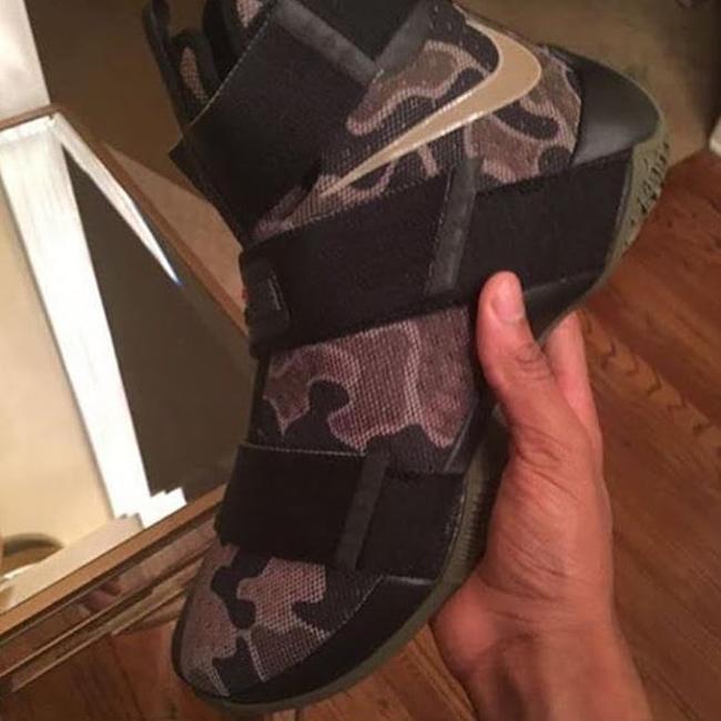 b2546dbcf44b Nike LeBron Soldier 10 Camo
