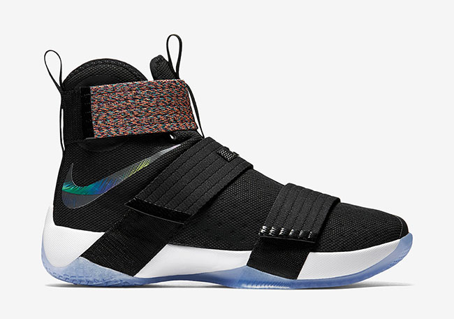 Nike LeBron Soldier 10 Unlimited Olympics 2016