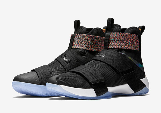 the best attitude 87cf8 45367 Nike LeBron Soldier 10 Unlimited Release Date | SneakerFiles