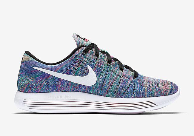 Nike LunarEpic Flyknit Low Multicolor