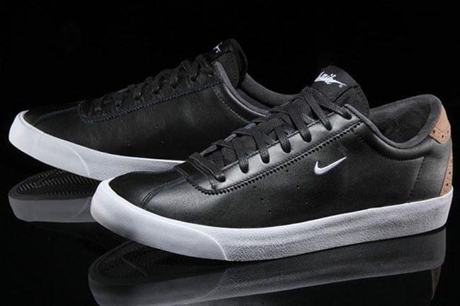 Nike Match Classic Black Vachetta Tan