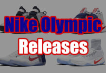 Nike Olympic USA 2016 Release Dates