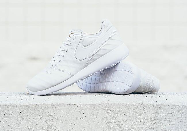 Nike Roshe Tiempo VI Triple White