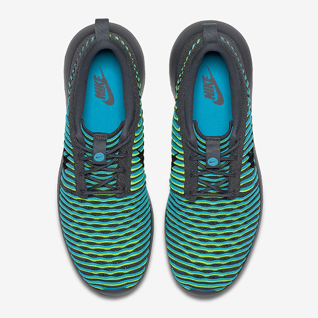 Nike Roshe Two Flyknit Gamma Blue