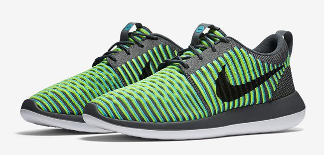 Nike Roshe Two Flyknit Gamma Blue