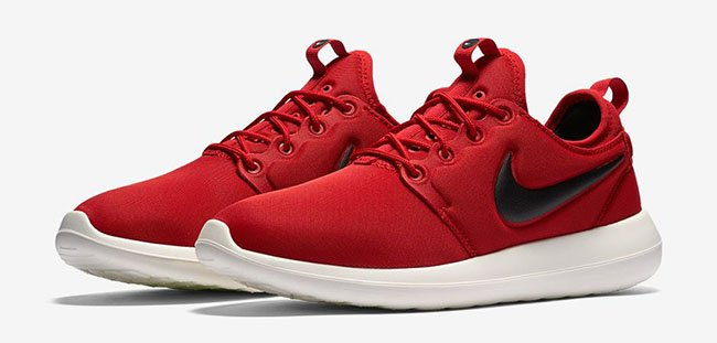 big sale 2789f eb19d Nike Roshe Two Gym Red