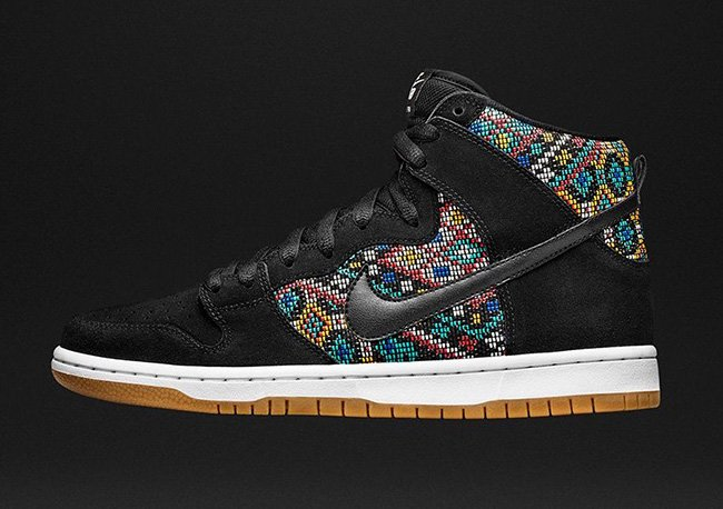 Nike SB Dunk High Seat Cover