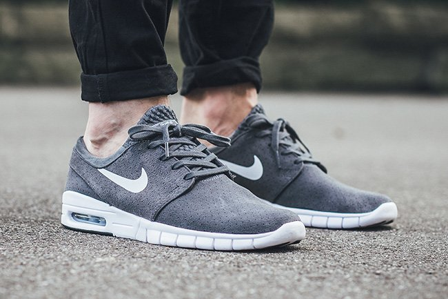 preview of famous brand outlet for sale Nike SB Stefan Janoski Max Perf Suede Pack | SneakerFiles