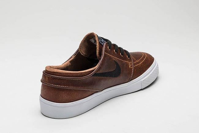 bb994fd023f best Nike SB Zoom Stefan Janoski Ale Brown - molndalsrev.se