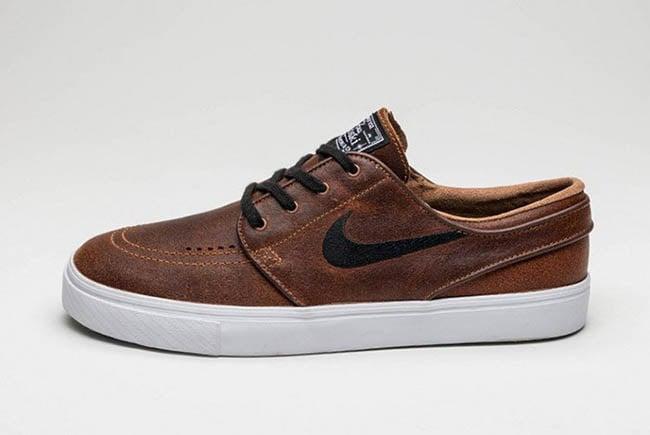 purchase cheap 9d7b1 0dc21 Nike SB Zoom Stefan Janoski Ale Brown