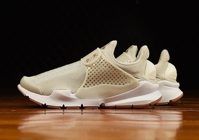 Nike Sock Dart Light Bone Womens