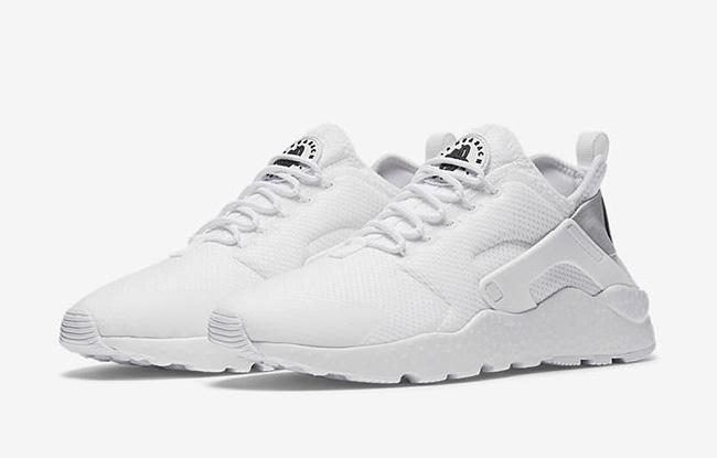 Nike WMNS Air Huarache Ultra White | SneakerFiles