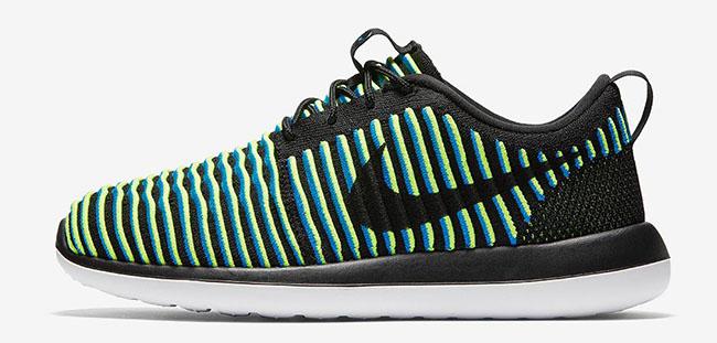 Nike WMNS Roshe Two Flyknit Volt