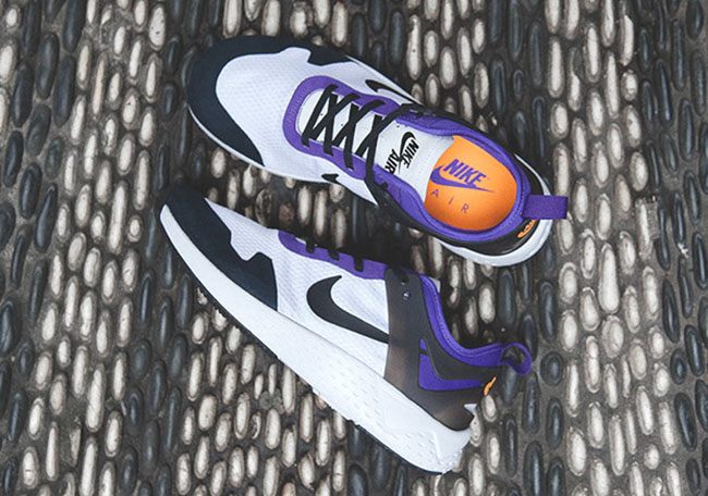 Nike Zoom Lite Court Purple Orange