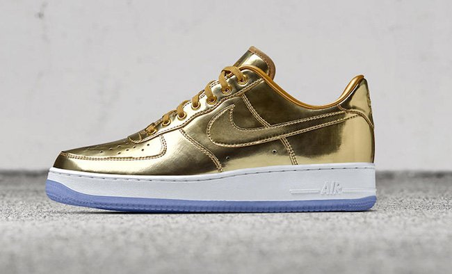 NikeID Olympic Gold Unlimited Glory Pack