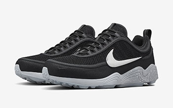 NikeLab Air Zoom Spiridon Black Reflective
