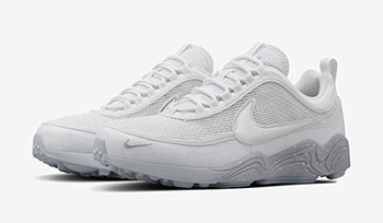 NikeLab Air Zoom Spiridon White Reflective
