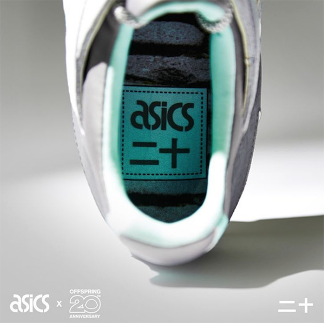 Offspring x Asics Gel Lyte V Cobble Streets Part 2