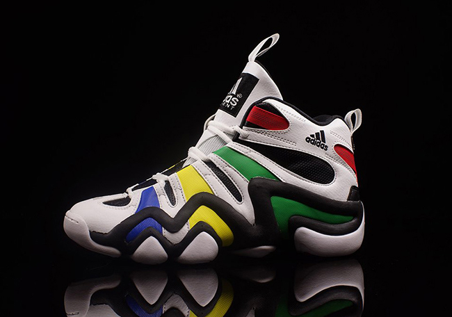 Olympic Rings adidas Crazy 8
