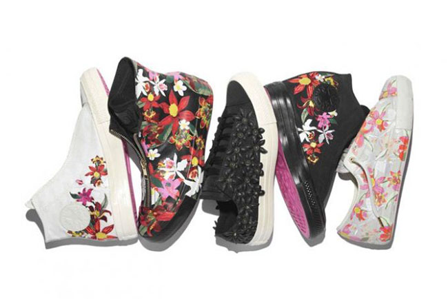 373094f6f719 PatBo x Converse Floral Collection
