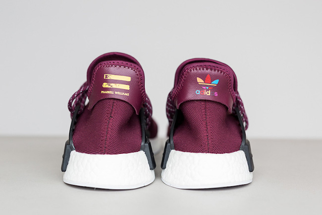 hot sales f139a 37d10 Pharrell adidas NMD Human Race Friends Family