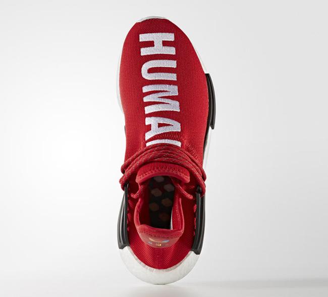 Pharrell Williams X Adidas Nmd Roja Raza Humana 30KqPySaGP