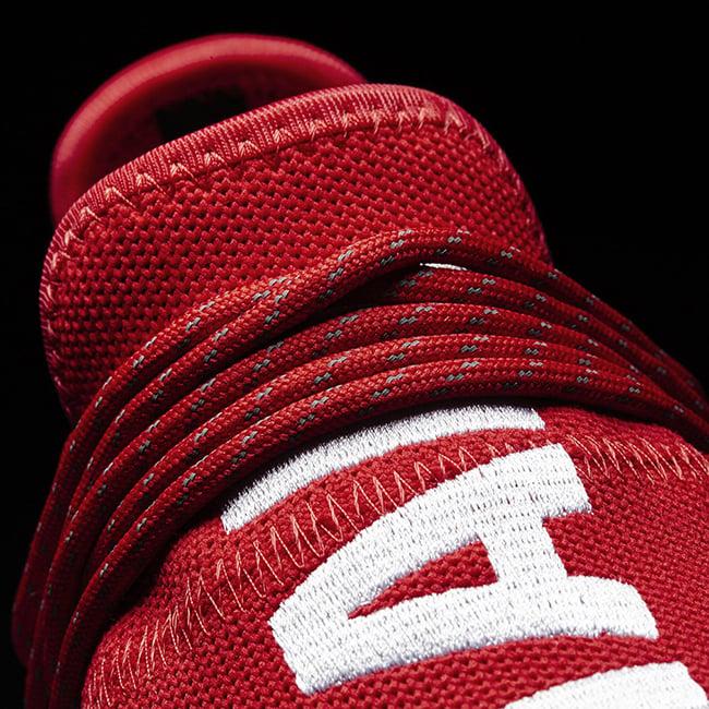 f019b00550f5 Pharrell x adidas NMD Human Race Red