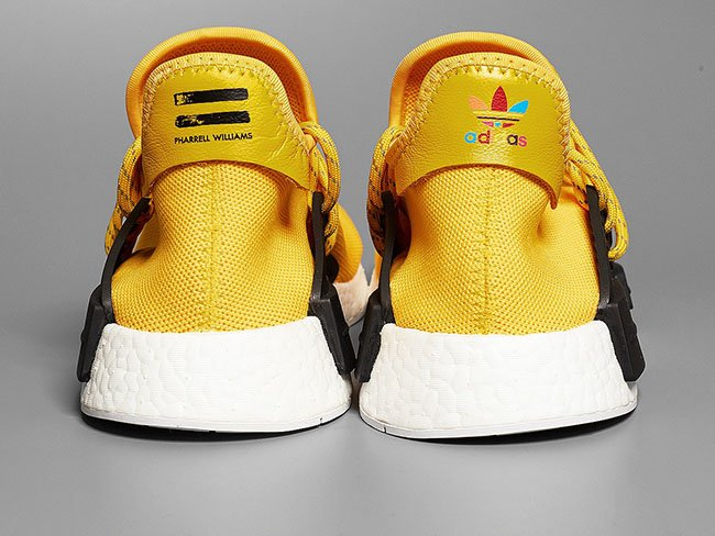 Another Colorway Of The Pharrell x adidas NMD HU Is Revealed