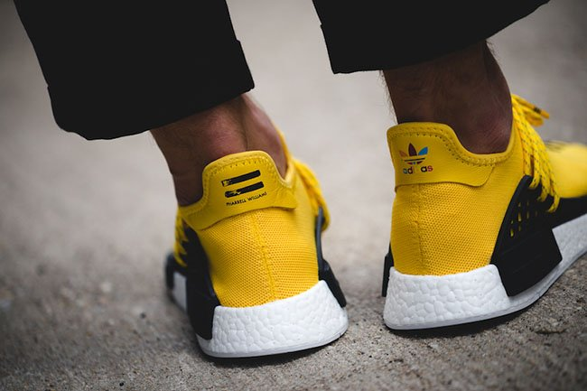 half off df8bf 86a86 Pharrell adidas Boost NMD Human Race | SneakerFiles
