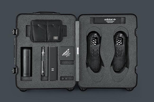 Pitch Black adidas NMD R1 Primeknit