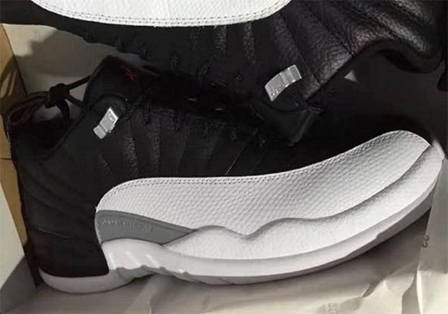 Playoff Air Jordan 12 Low 2017