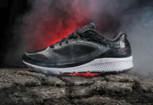 Premier x Saucony Kinvara 7 Night Strike