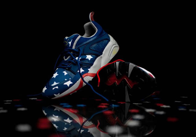 Puma Blaze of Glory Stars Stripes USA