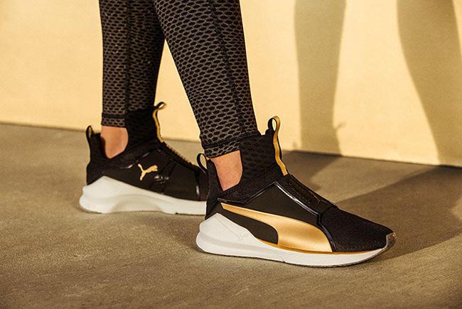 Puma Fierce Gold Pack