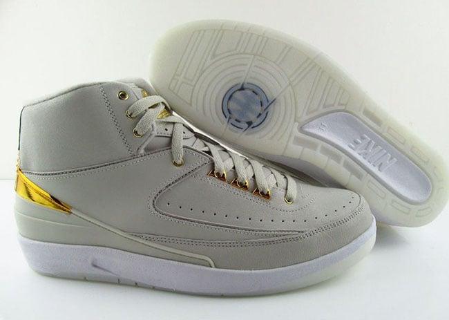 Quai 54 Air Jordan 2 Release