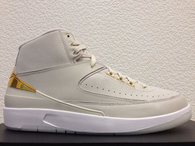 separation shoes ba615 52e2a Quai 54 Air Jordan 2 Release
