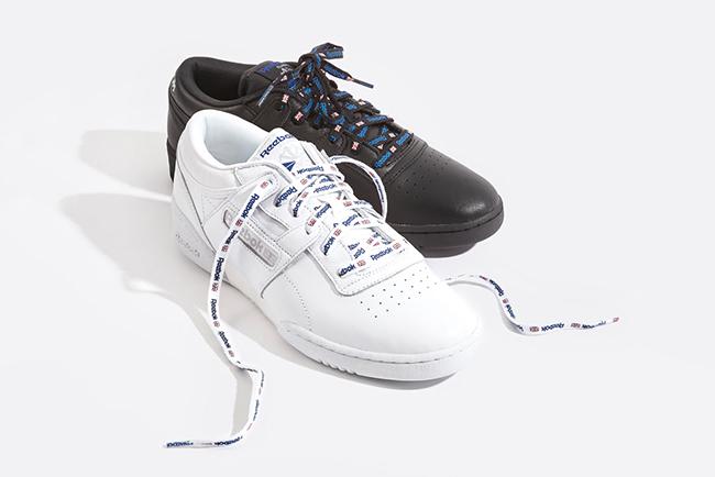 Reebok Workout Lo Clean White Black
